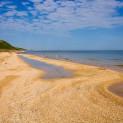 Пляжи Пересыпи Темрюкского района