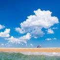Пляжи в Веселовке